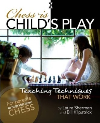 Chess is Child's Play - Hardcover Book